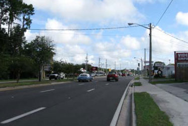 SR 21- Collins Road to 103rd Street